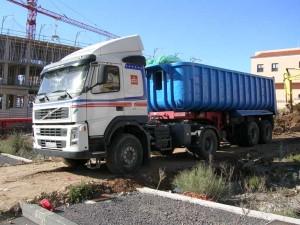 Cabeza Tractora VOLVO FM12