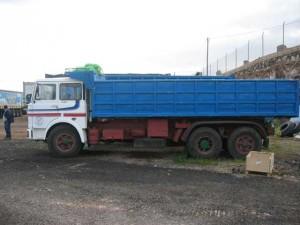 Camión FIAT 619