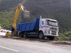 Camión VOLVO FM12