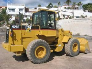 Pala CAT 928F